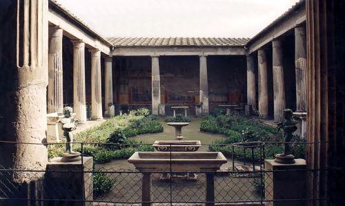 Pompeya casa